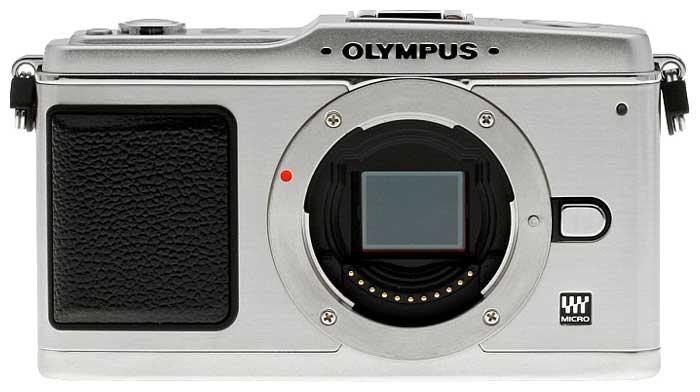 Фотоаппарат Olympus Pen E-P1 Body