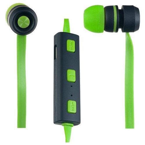 Фото - Беспроводные наушники Perfeo Sound Strip green радиоприёмник perfeo sound ranger black