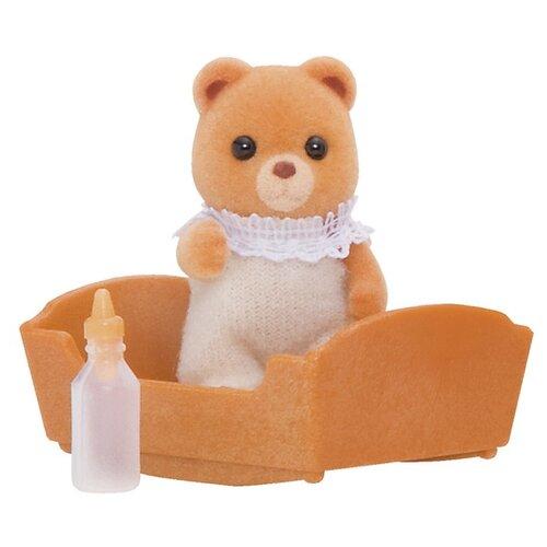 Купить Игровой набор Sylvanian Families Малыш мармеладный мишка 3412, Игровые наборы и фигурки