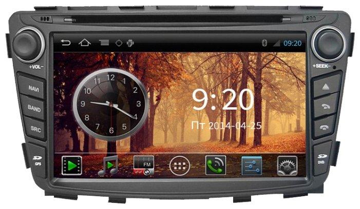 FarCar s150 Hyundai Solaris на Android (i067)