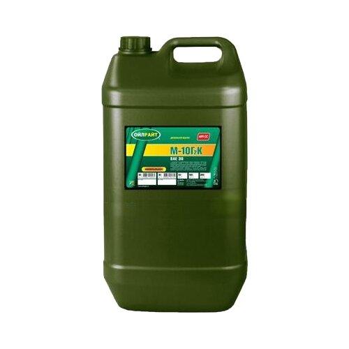 Моторное масло OILRIGHT М-10Г2К 30 л
