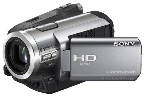 Сравнение с Sony HDR-HC7E