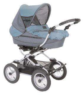 Коляска для новорожденных Bebecar Style