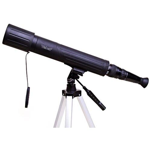 Фото - Зрительная труба Veber 20-60x60 M черный hawke hawke nature 20 60х60 подзорная труба