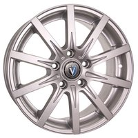 литой колесные диски Venti 1608 6.5x16 ET45 PCD5*114.3 (Серебро) DIA 66.1