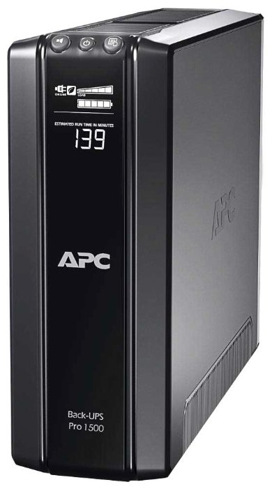 APC by Schneider Electric Power Saving Back-UPS Pro 1200, 230V