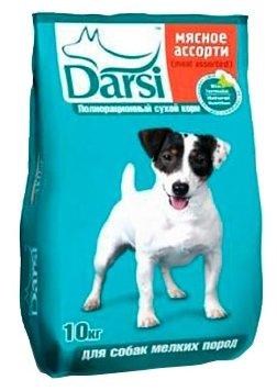Darsi (10 кг) Сухой корм для собак мелких пород