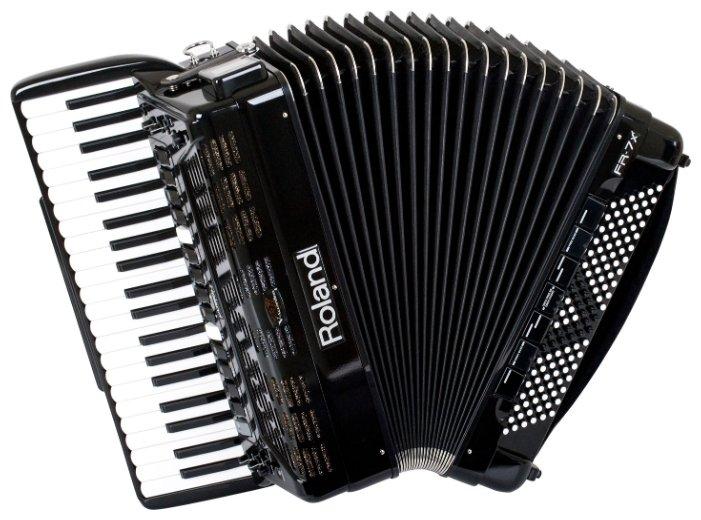 Цифровой аккордеон Roland FR-7x