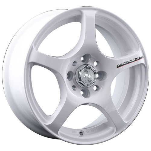 Колесный диск Racing Wheels H-125 7x16/4x98 D58.6 ET35 W american racing ar894 8 5x20 5x114 3 d72 62 et35 black machined