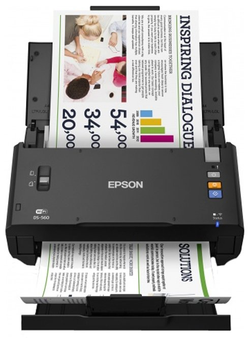 Epson WorkForce DS-560