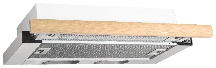 ELIKOR Выдвижной блок 2М 60 белый / дуб неокрашенный (550)