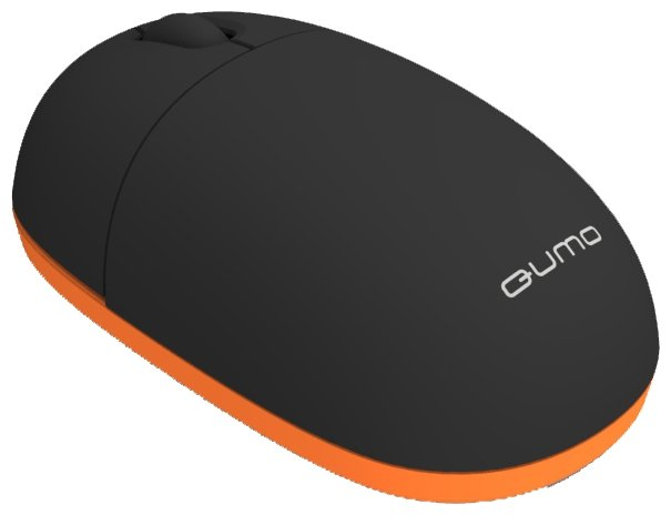 Мышь Qumo iO3WB Black USB