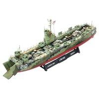 Сборная модель Revell U.S.Navy Landing Ship Medium (early) (05123) 1:144
