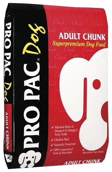 Корм для собак Pro Pac Adult Chunk (3 кг)