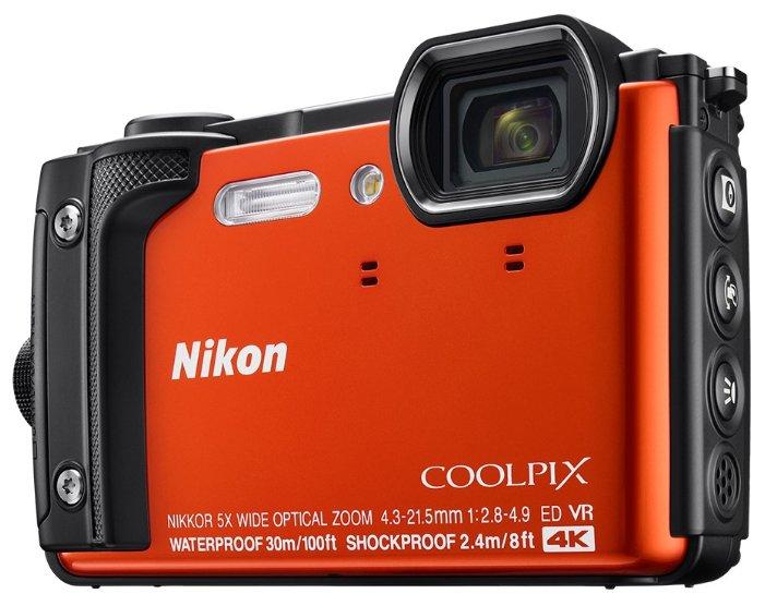 Nikon Компактный фотоаппарат Nikon Coolpix W300