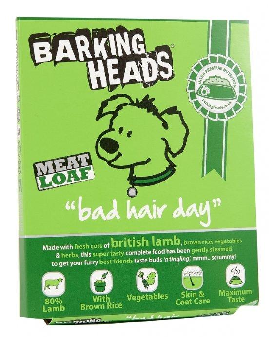 Корм для собак Barking Heads Ламистер для собак с ягненком Роскошная шевелюра (0.395 кг) 1 шт.