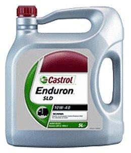 Моторное масло Castrol Enduron SLD 10W-40 5 л
