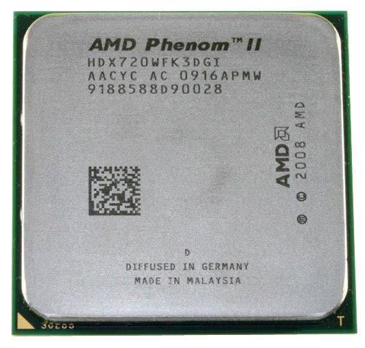 AMD Phenom II X2 Callisto