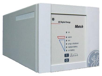 Интерактивный ИБП General Electric Match 700