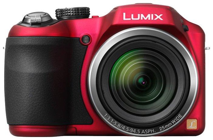 Компактный фотоаппарат Panasonic Lumix DMC-LZ20