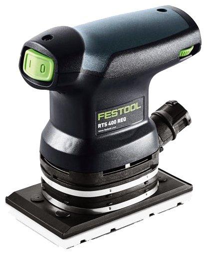 Плоскошлифовальная машина Festool RTS 400 REQ