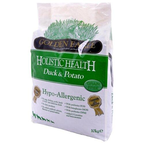 Корм для собак Golden Eagle Hypo-allergenic Duck & Potato 26/12 (10 кг) туалетный табурет golden eagle tag furniture