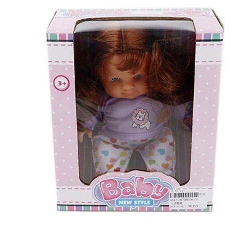 Кукла Shantou Gepai Baby New Style HX326-1 фото