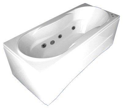 Купить Отдельно стоящая ванна THERMOLUX Demetra 180x80 Гидромассаж в ... be48350c07070