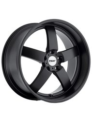 Диск колесный TSW Rockingham 8x17/5x112 D72 ET32 Matt black - фото 1