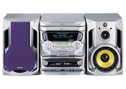 997ec3255eb1 Купить Музыкальный центр Daewoo XL-118 в Минске с доставкой из ...