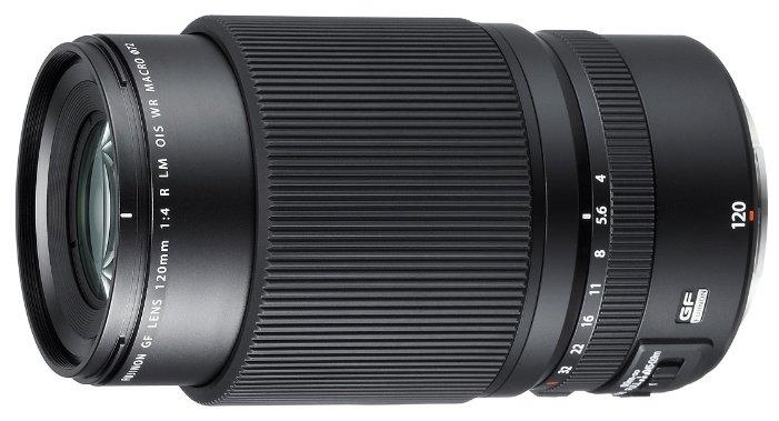 Fujifilm Объектив Fujifilm GF 120mm f/4 R LM OIS WR Macro