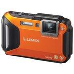 Компактный фотоаппарат Panasonic Lumix DMC-FT6