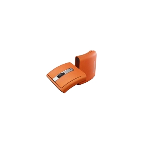 Мышь Lenovo Wireless Laser Mouse N70 Orange USB