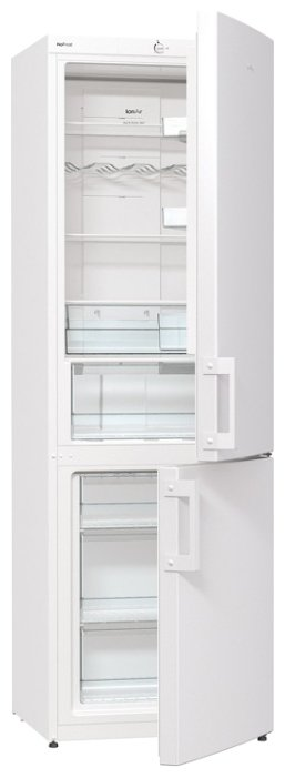 Холодильник Gorenje NRK 6191 GW белый
