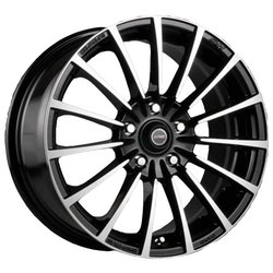 Колесные диски Racing Wheels H-429 6.5x15/5x105 D56.6 ET35 BK F/P
