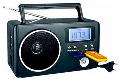 Радиоприемник Сигнал electronics БЗРП РП-204