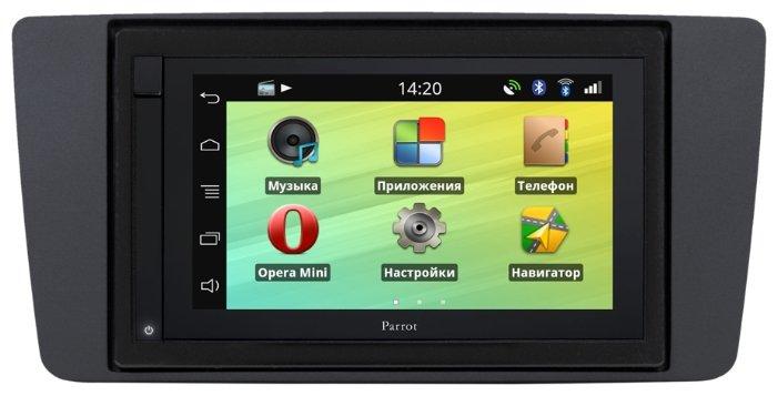 Parrot ASTEROID Smart SKODA Octavia A5
