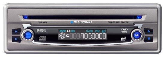 Автомагнитола Blaupunkt DVD ME4