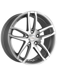Колесный диск Racing Wheels H-495 7x16 5x114.3 ET40 67.1 DDN F/P - фото 1