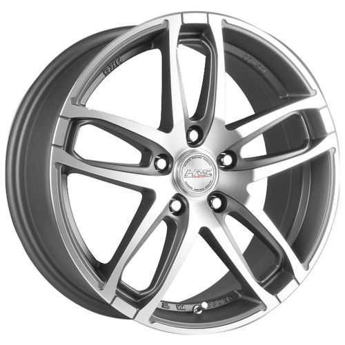 Колесный диск Racing Wheels H-495 6.5x15/5x100 D67.1 ET40 DDN F/P
