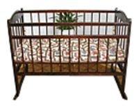 Кроватка Уренская Мебельная Фабрика Мишутка 3