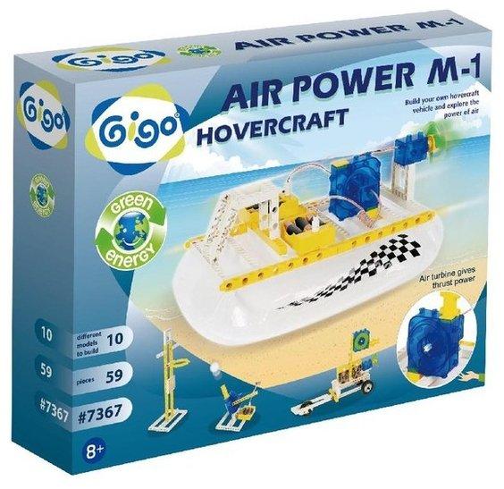 Электромеханический конструктор Gigo Green Energy 7367-CN Air Power M-1