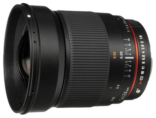 Объектив Bower 24mm f/1.4 Canon EF