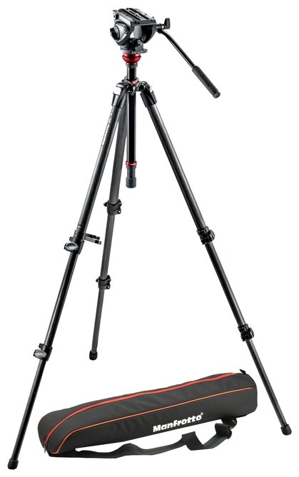 Manfrotto Штатив Manfrotto 755CX3/MVH500AH