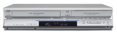 DVD/VHS-плеер JVC DR-MV5