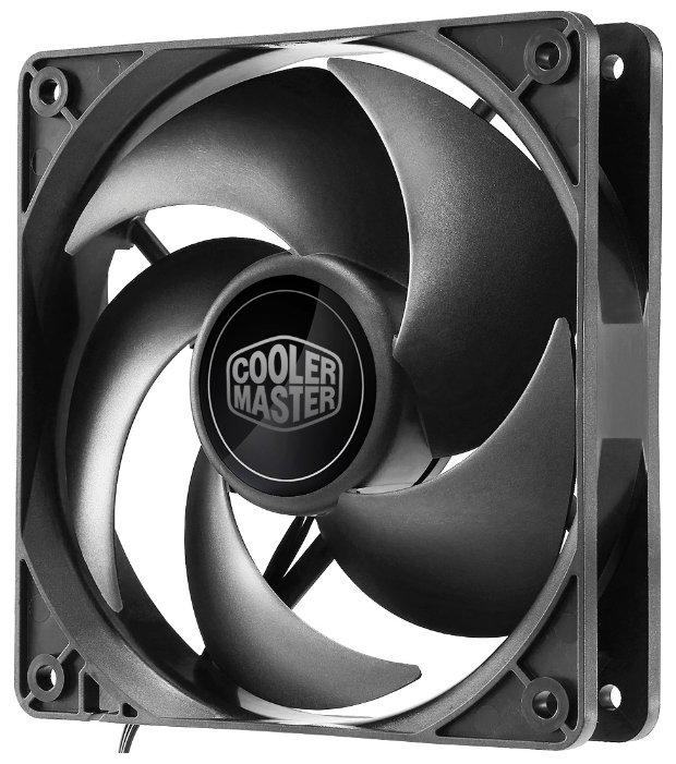 Система охлаждения для корпуса Cooler Master Silencio FP 120 (R4-SFNL-12FK-R1)
