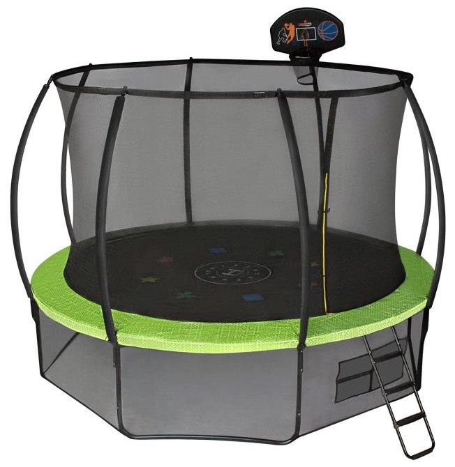 Батут Hasttings Air Game Basketball 10ft 305х305х256 см