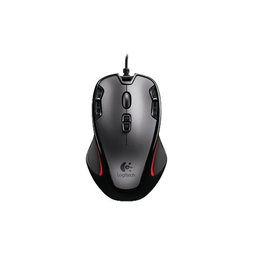 Мышь Logitech Gaming Mouse G300 Silver-Black USB