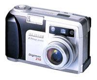 Фотоаппарат Samsung Digimax 210 SE