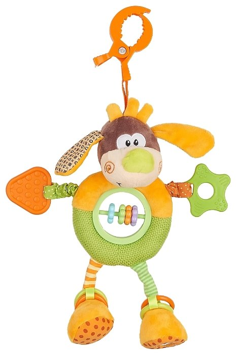 Подвесная игрушка Жирафики Пёсик Том (93592)